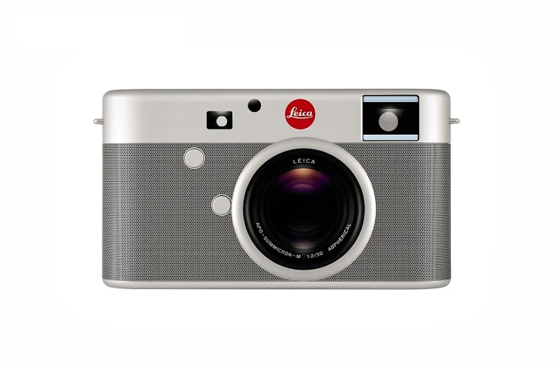 Image of Marc Newson and Jony Ive Design Leica M for (RED)