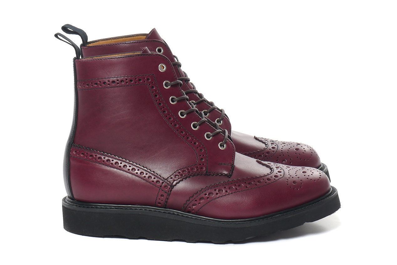 Image of Mark McNairy for HAVEN 2013 Fall/Winter Country Brogue Boots
