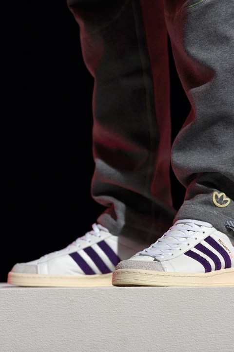 "Image of Mark McNairy x adidas Originals by 84-Lab 2013 ""McNasty"" Capsule Collection"