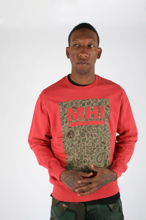 "Image of MellowHype x MHI by maharishi 2013 ""DPM:MH Paisley"" Capsule Collection"