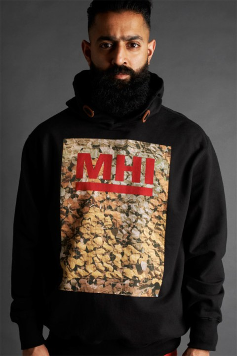 Image of MHI by maharishi 2013 Fall/Winter Lookbook