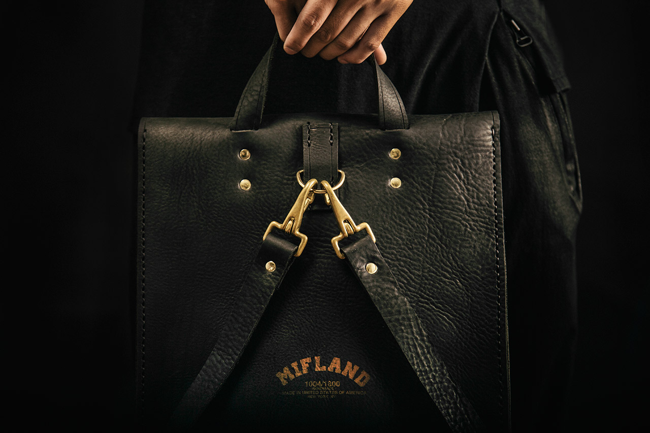 Image of Mifland Leather Goods 2013 Fall/Winter Collection