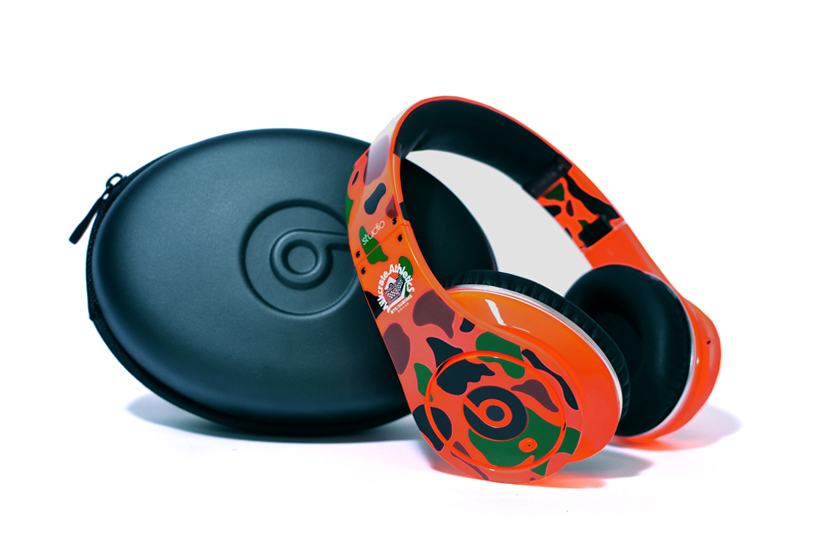 Image of Milkcrate Athletics x Beats by Dre Studio Headphones