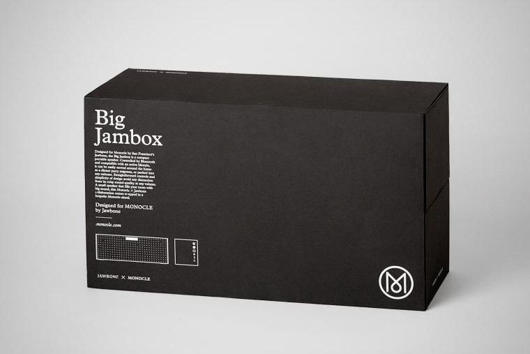 Image of Monocle x Jawbone BIG JAMBOX
