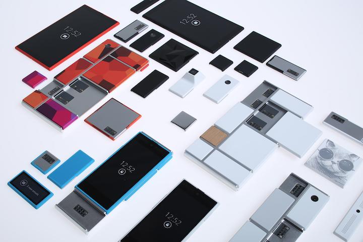 Image of Motorola Project Ara