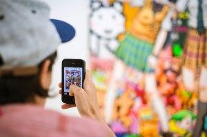 mr talks sweeet exhibition otaku culture and takashi murakami