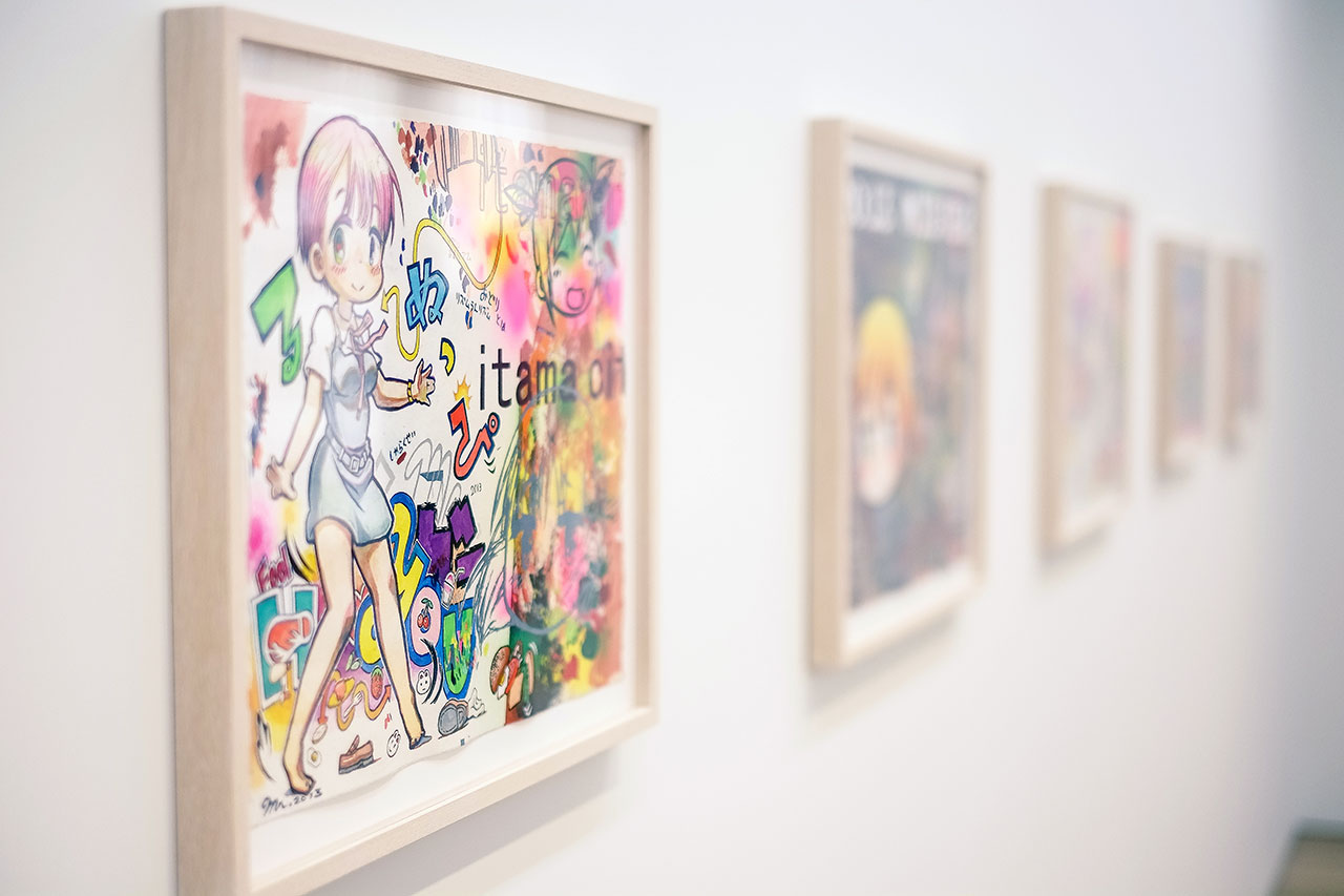 "Image of MR. Talks ""Sweeet!"" Exhibition, Otaku Culture and Takashi Murakami"