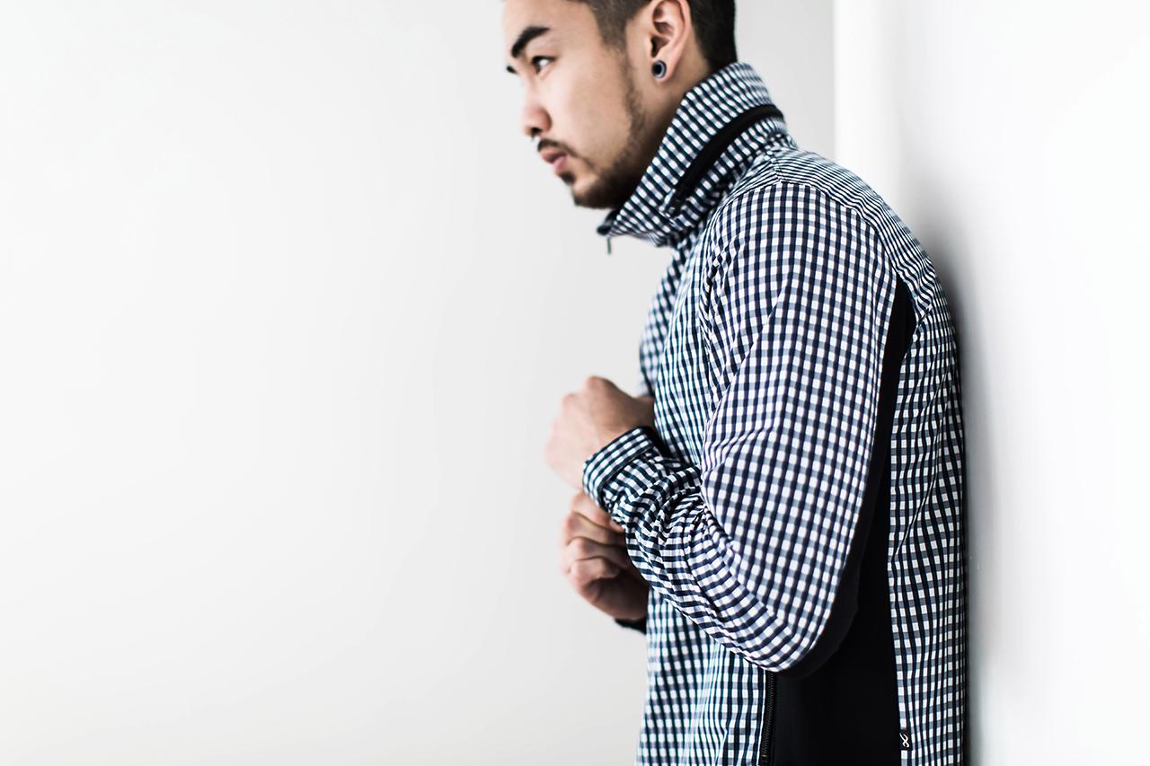 Image of MTRCW-X Aroma Tilt Zip Jacket