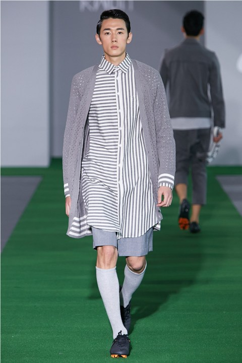 Image of Munsoo Kwon 2014 Spring/Summer Collection