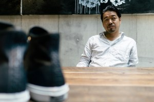 shinsuke takizawa discusses neighborhoods debut collection with converse first string