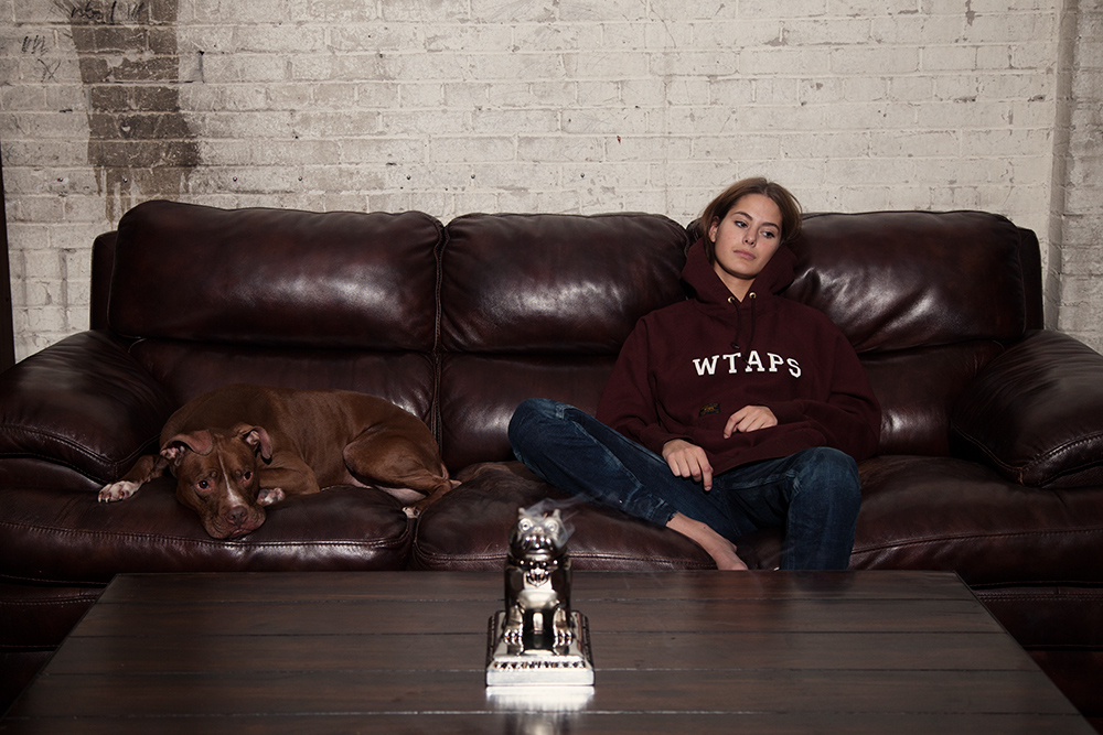 Image of NEIGHBORHOOD & WTAPS 2013 Fall/Winter Editorial by HAVEN