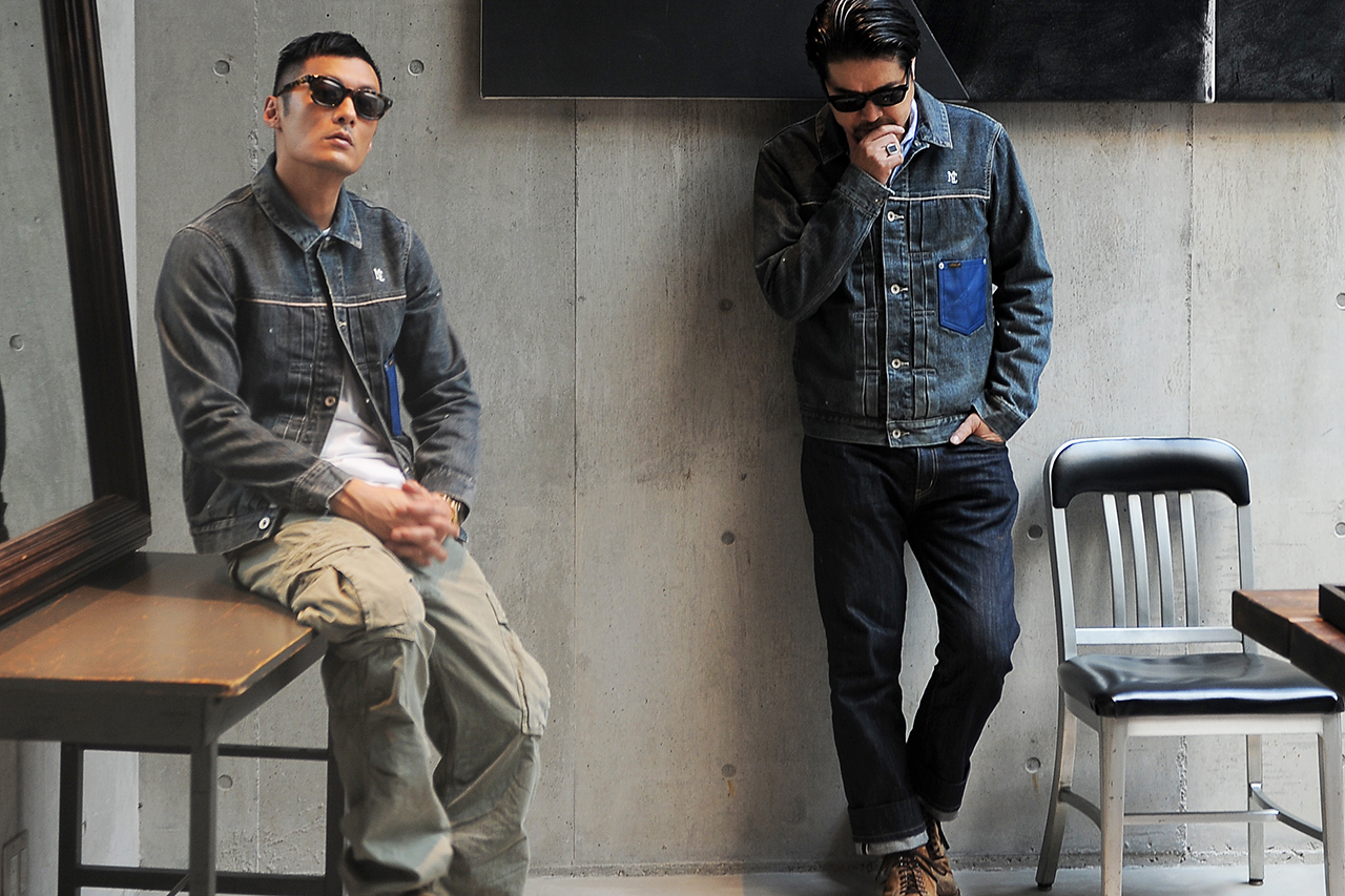 Image of CMSS x NEIGHBORHOOD 2013 Fall/Winter Lookbook