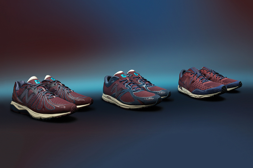 Image of New Balance 2013 Fall/Winter Blue Tab Pack