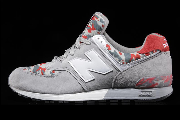 Image of New Balance 2013 Fall/Winter 576 Camo Pack
