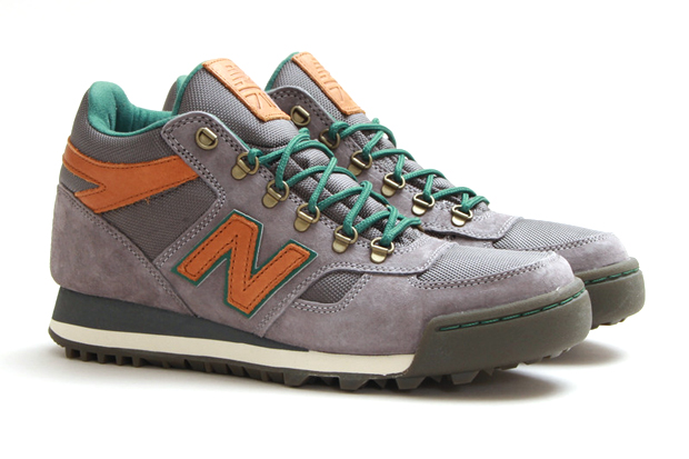 Image of New Balance H710 Grey/Brown