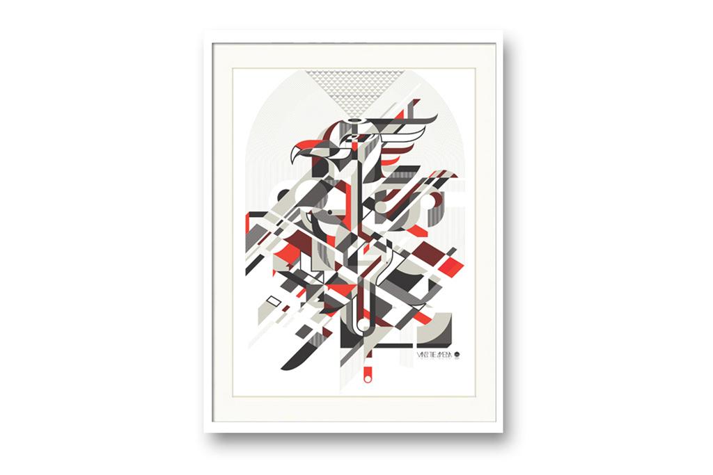 Image of New Era x Ground Release Prints