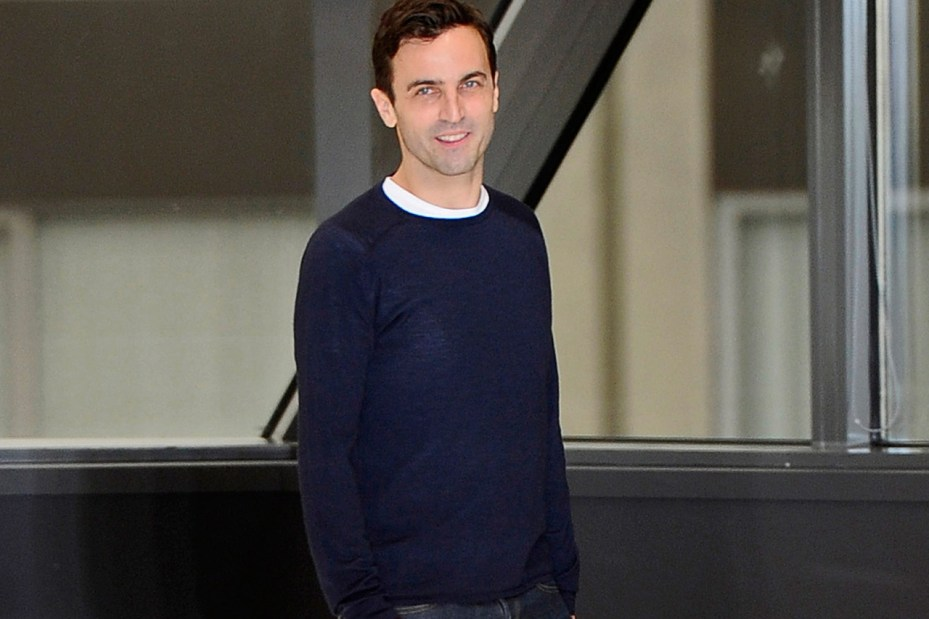 Image of Nicolas Ghesquière to Replace Marc Jacobs As Louis Vuitton Creative Director
