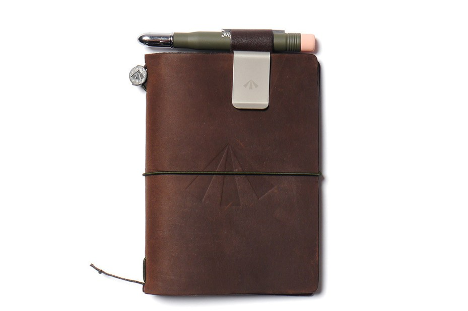 Image of Nigel Cabourn x Midori Army Edition Traveler's Notebook