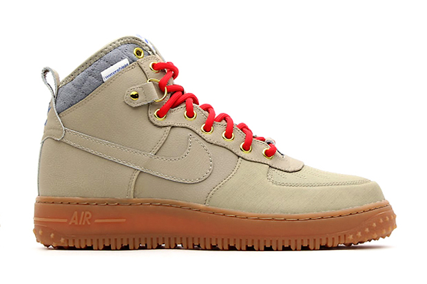 Image of Nike Air Force 1 Duckboot Bamboo/Gum