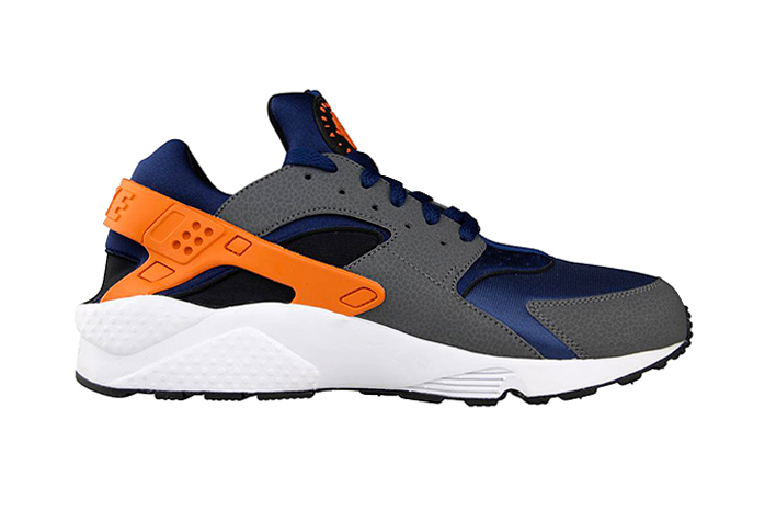 Image of Nike Air Huarache Brave Blue/Urban Orange