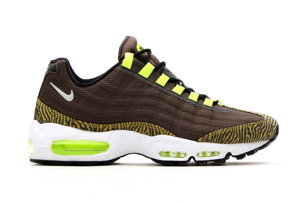 Image of Nike Air Max 95 PRM Tape Newsprint/Dusty Grey