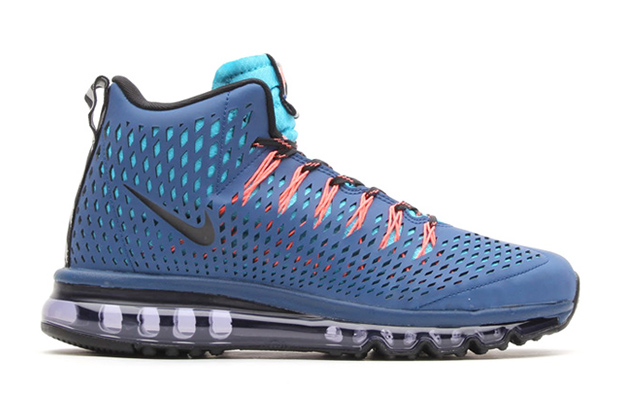 Image of Nike Air Max Gravitron Brave Blue/Black-Gamma Blue-Silver