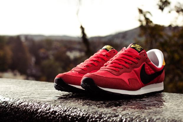 Image of Nike Air Pegasus '83 Red/Orange