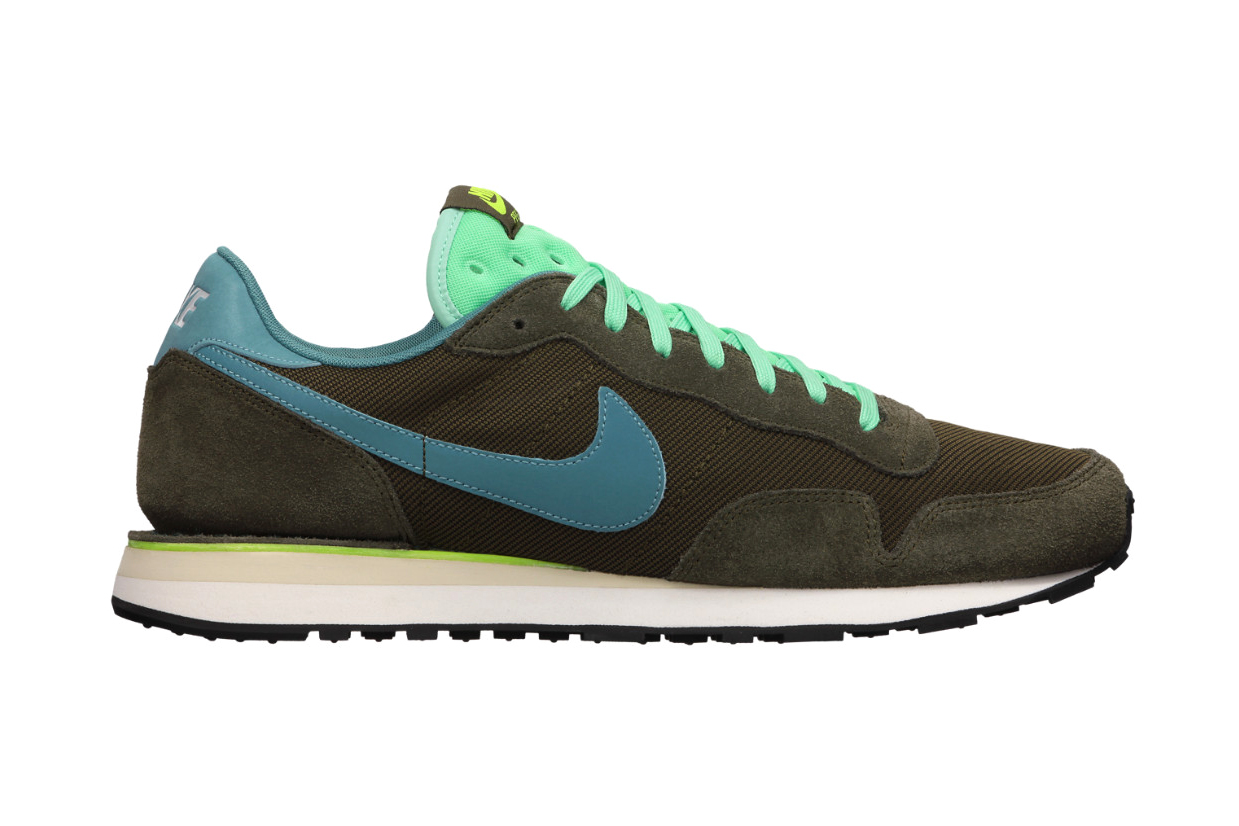 Image of Nike Air Pegasus 83 Suede