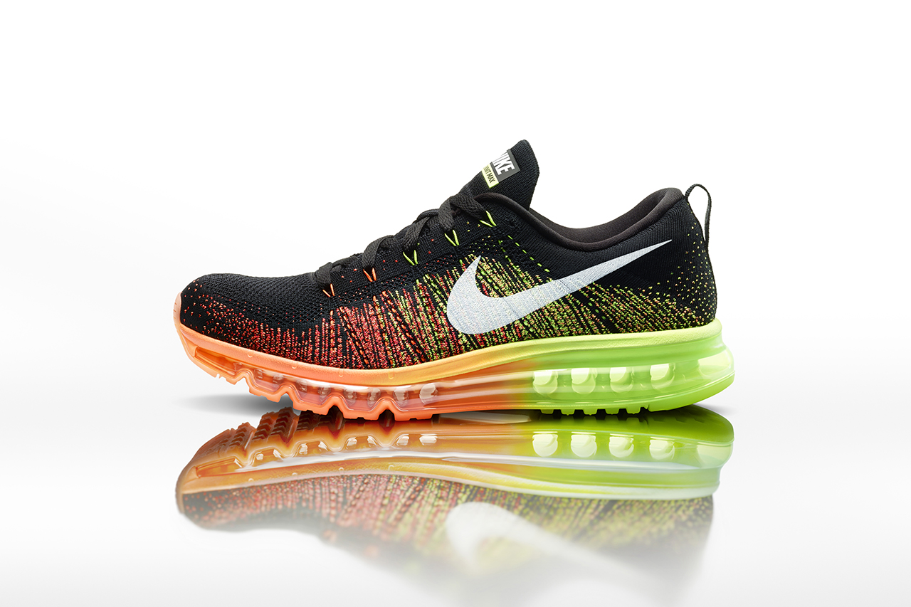 Image of Nike Flyknit Air Max