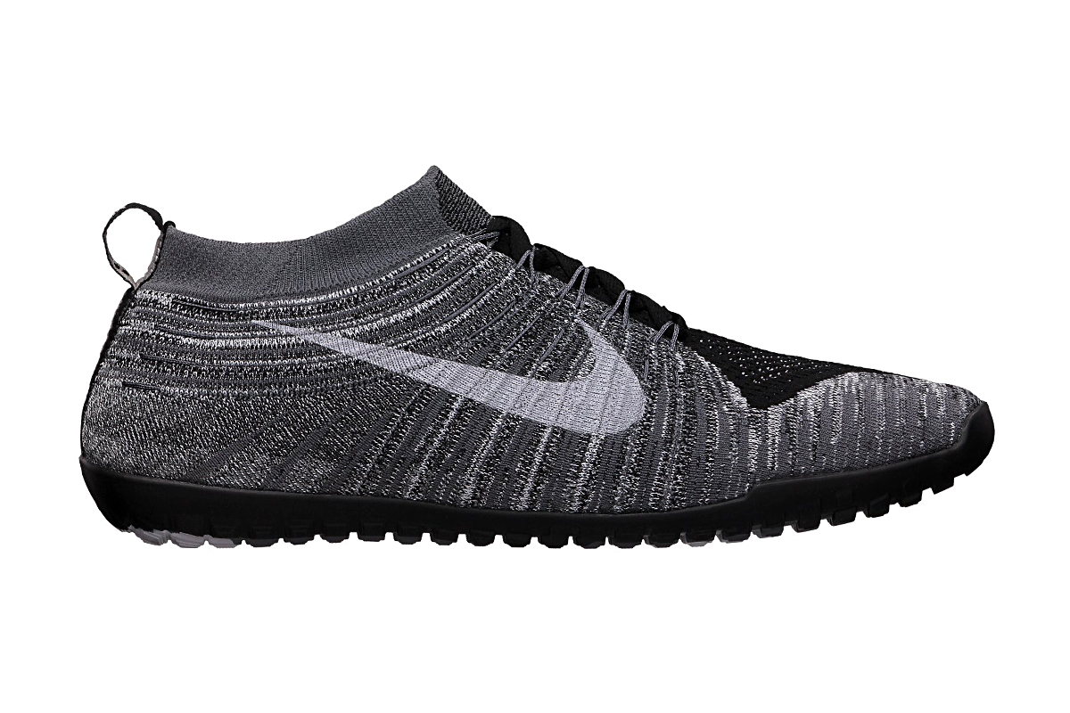 Image of Nike Free Hyperfeel Black/Wolf Grey-Dark Grey