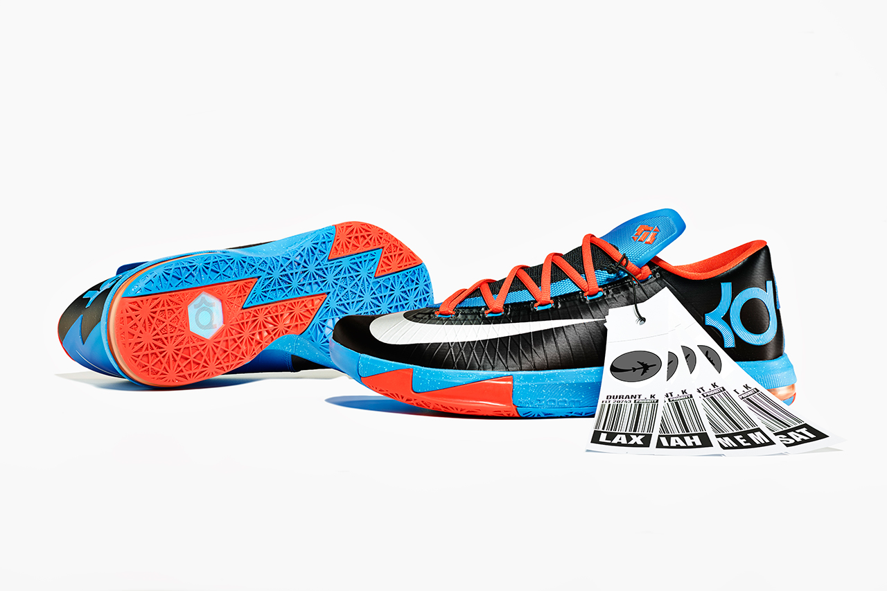 "Image of Nike KD VI ""Away"""