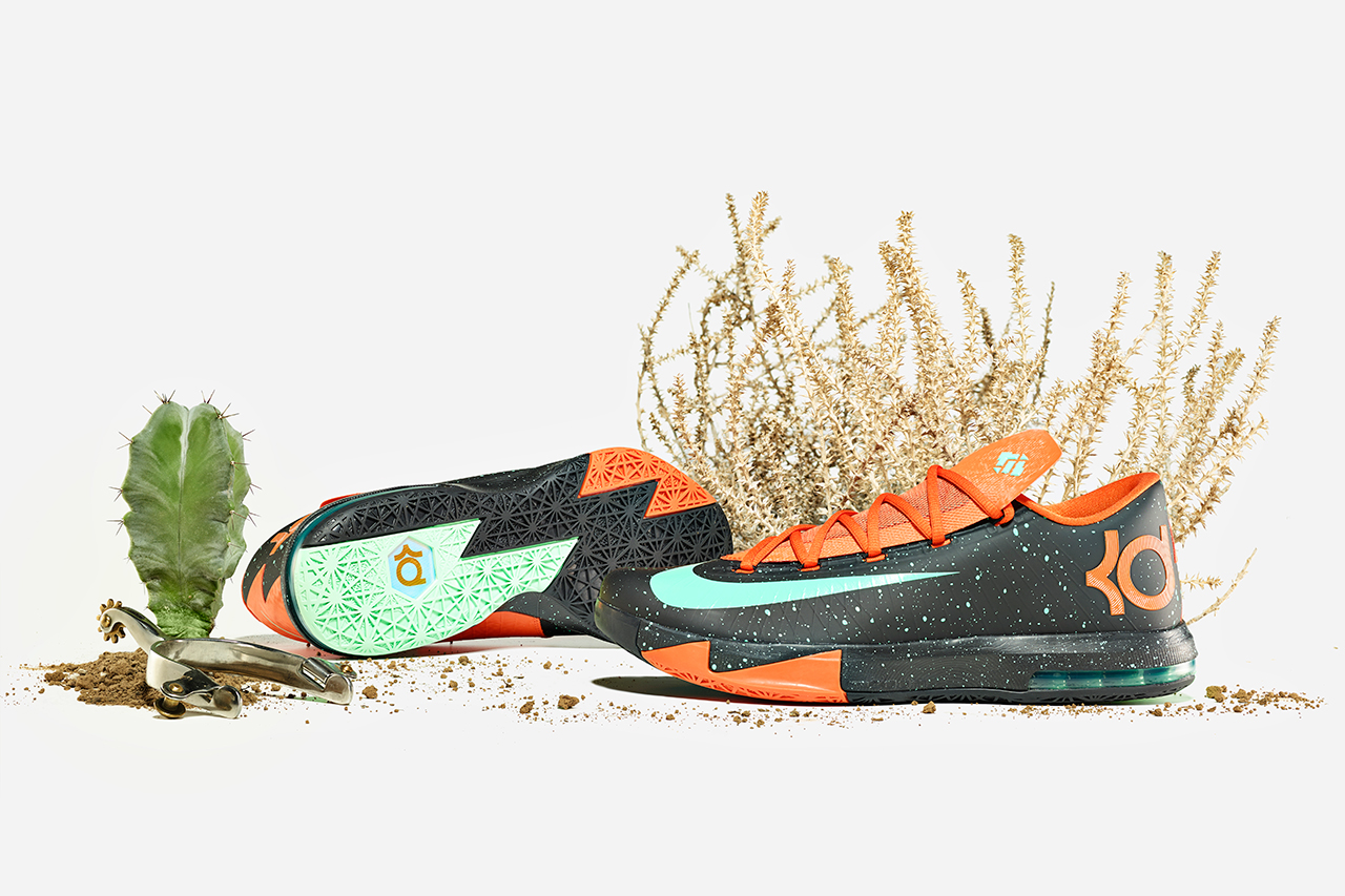 "Image of Nike KD VI ""Texas"""