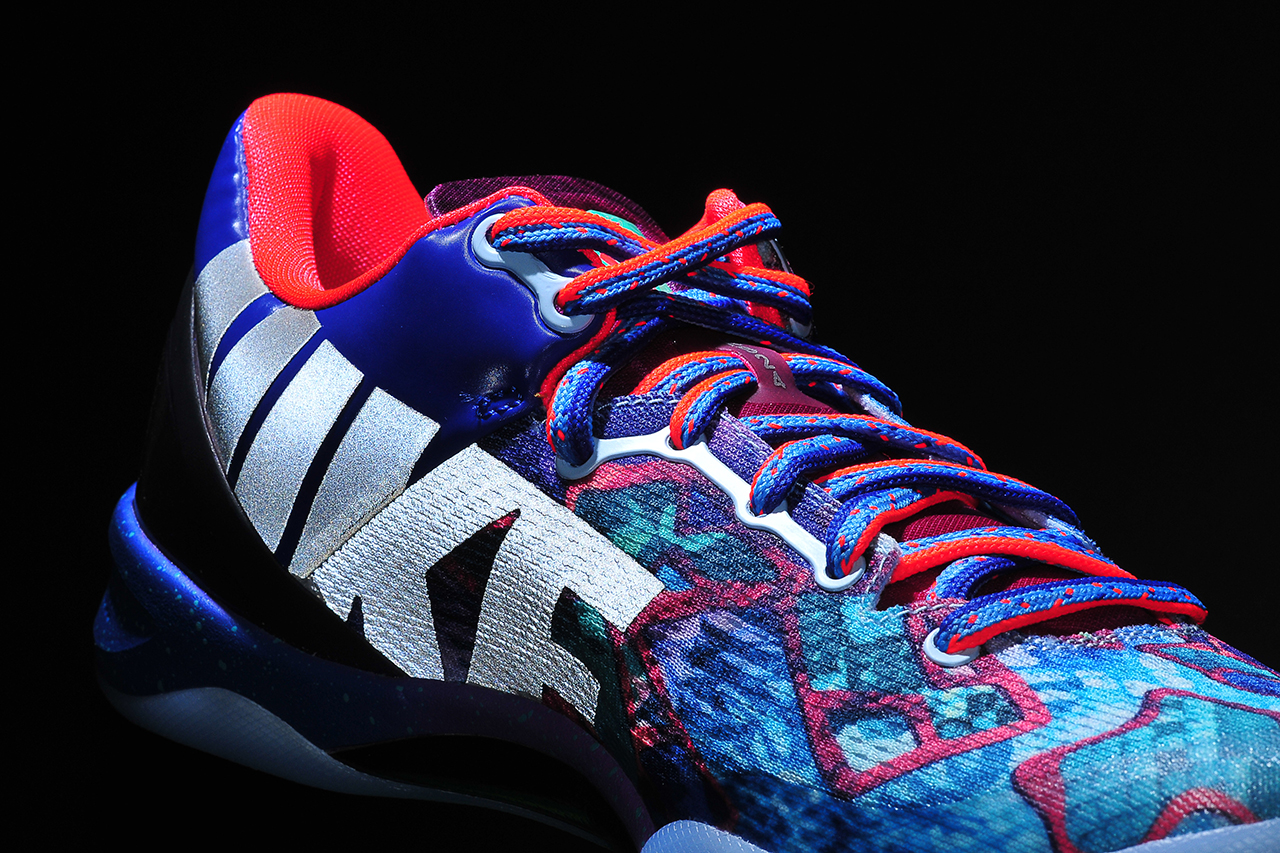 "Image of Nike Kobe 8 System Premium ""What The Kobe"""