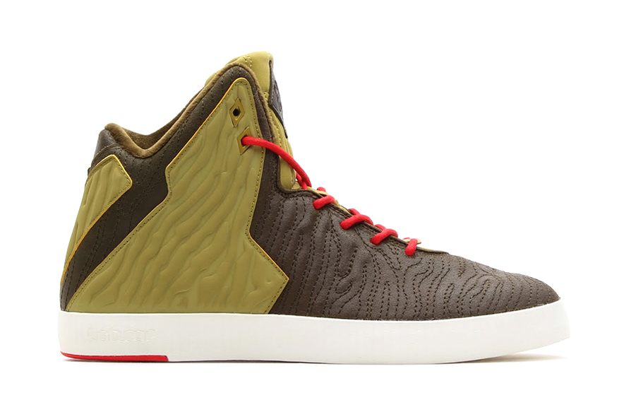 Image of Nike LeBron 11 NSW Lifestyle Dark Loden/Parachute Gold