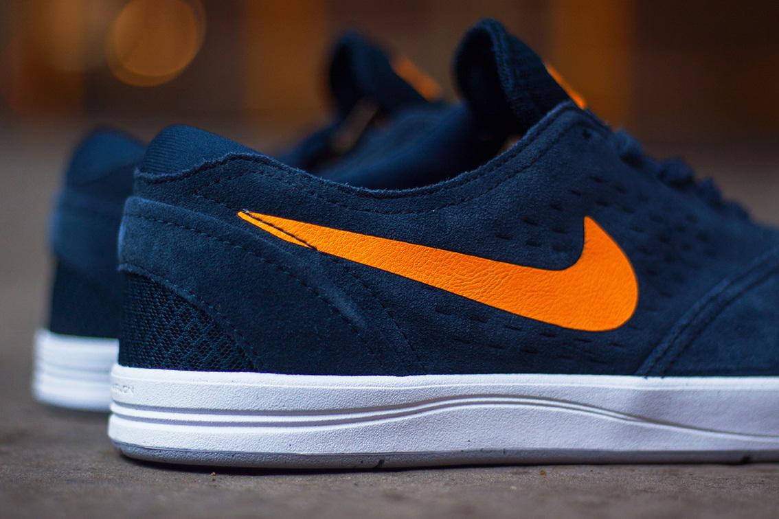 Image of Nike SB Eric Koston 2 Armory Navy/Laser Orange