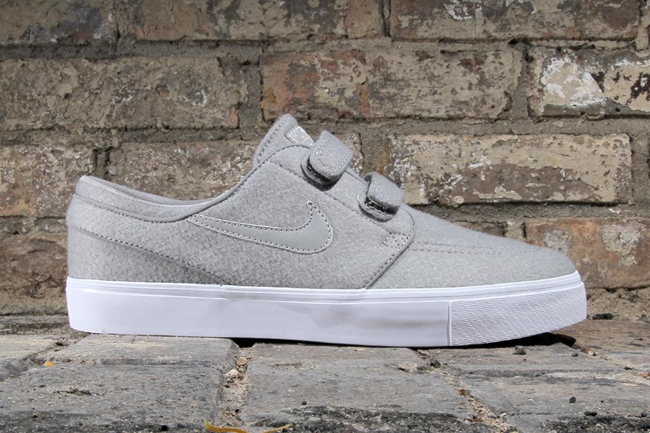 Image of Nike SB Stefan Janoski AC RS Medium Grey/White