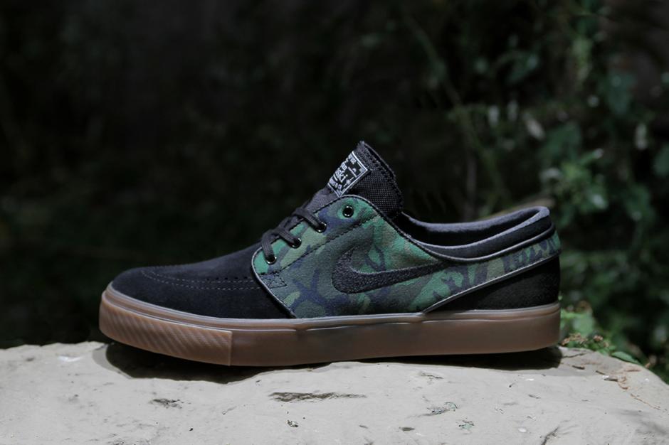 """Image of Nike SB Zoom Stefan Janoski ERDL """"Camo"""""""
