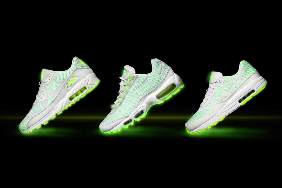 Image of Nike Sportswear 2013 Fall Air Max Glow Collection