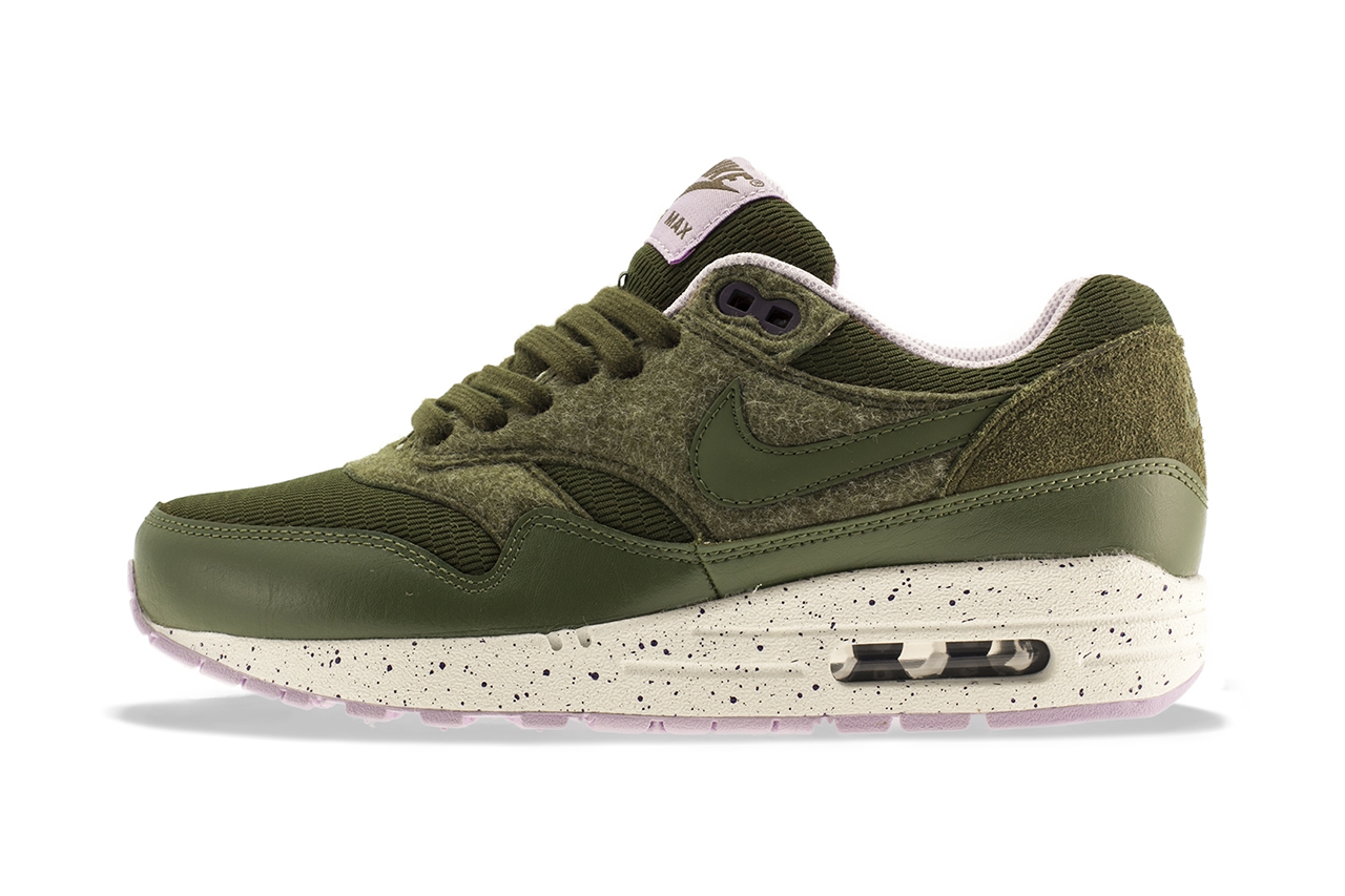 Image of Nike WMNS Air Max 1 Dark Loden/Medium Olive