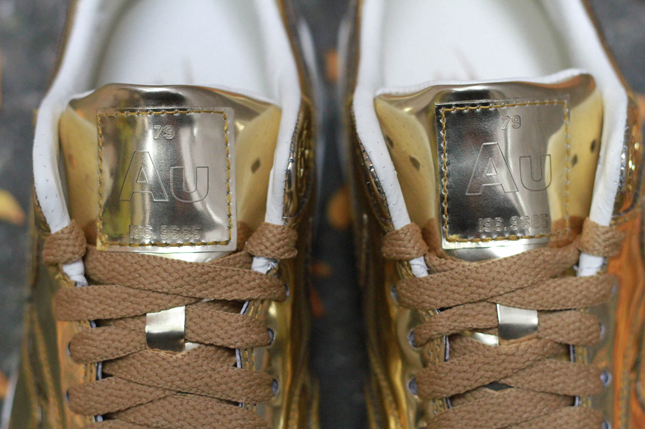 "Image of Nike WMNS Air Max 1 SP ""Liquid Metal"""