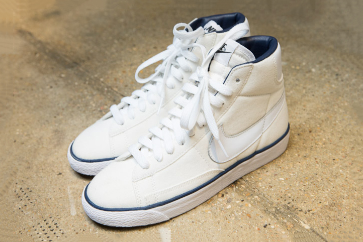Image of A.P.C. x Nike 2014 Spring/Summer Blazer Mid Preview