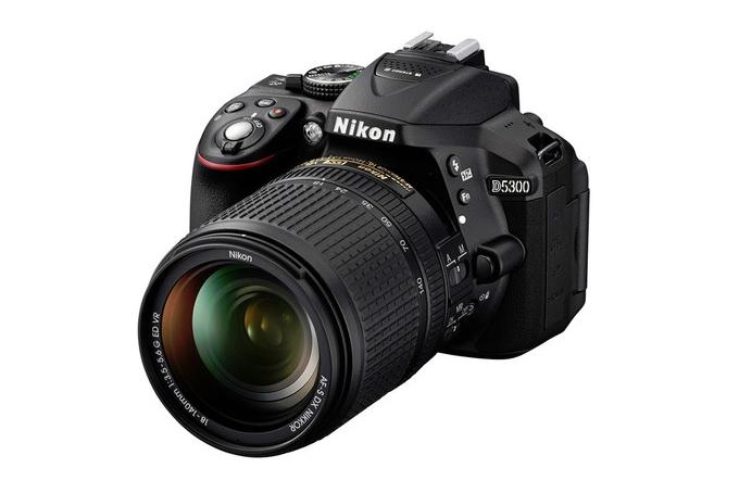 Image of Nikon D5300