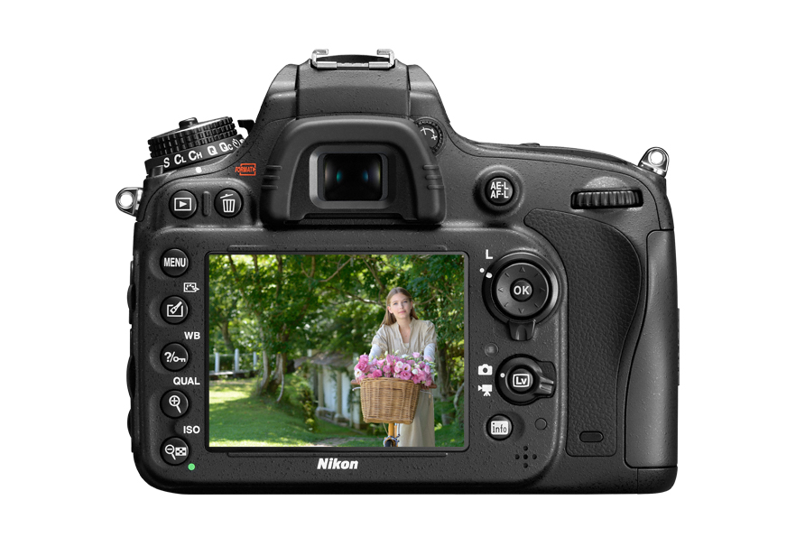 Image of Nikon D610 Camera