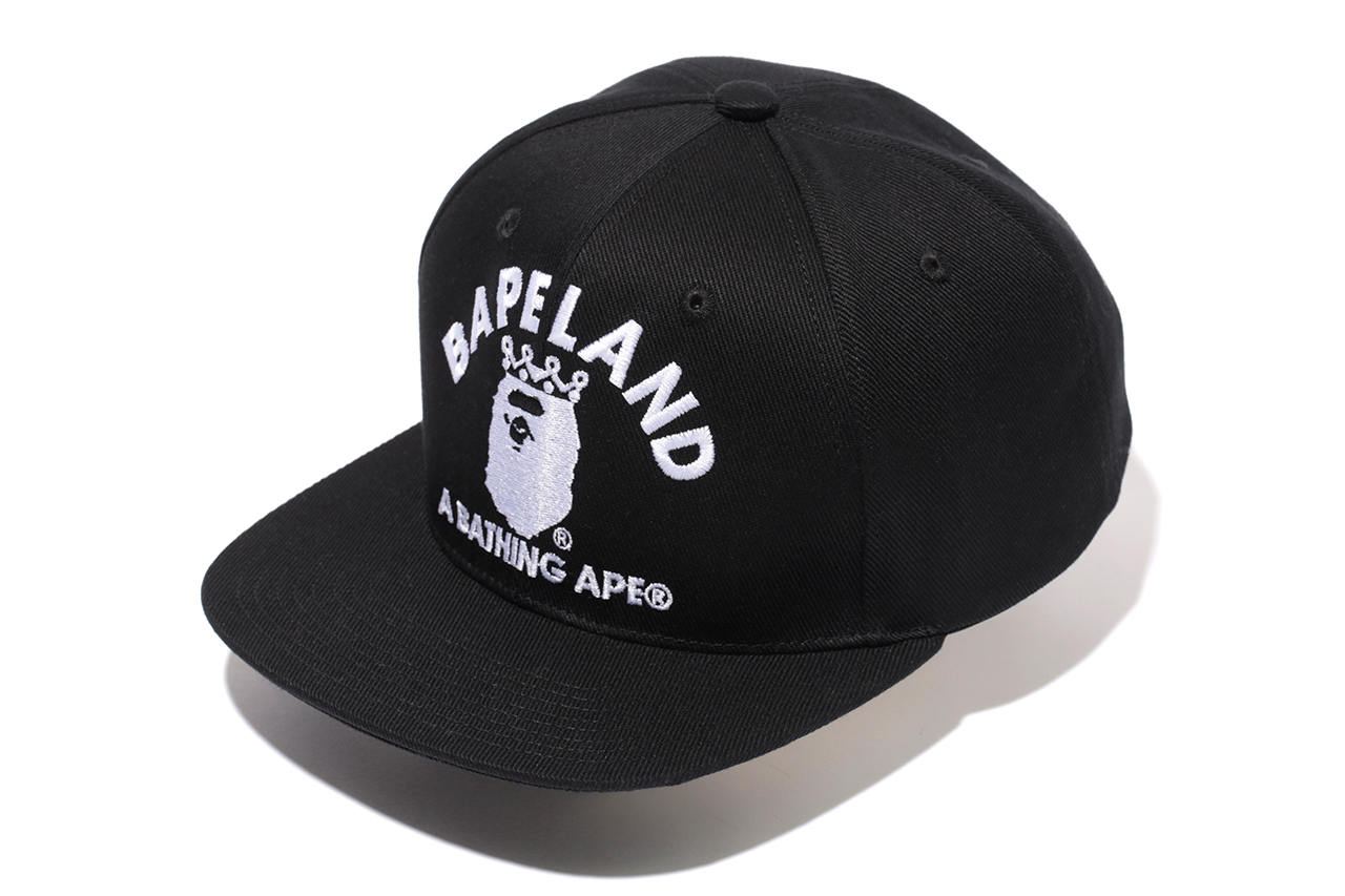 Image of NOWHERE / A Bathing Ape Presents: BAPELAND Accessories Collection