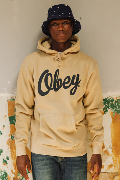 Image of OBEY 2013 Holiday Lookbook