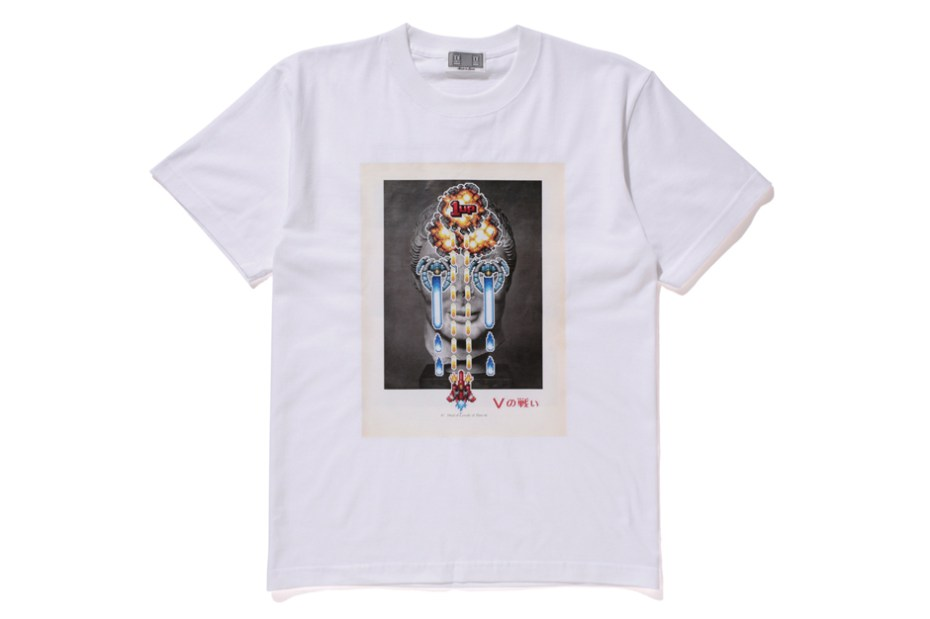 "Image of Oliver Payne x C.E ""1Up Crying Lady"" T-Shirt"