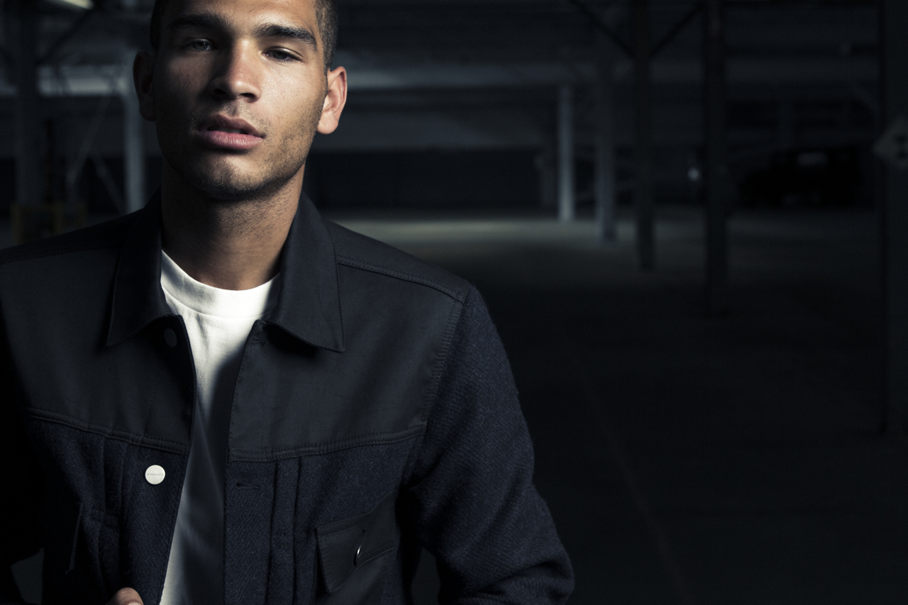 Image of Carhartt WIP Unveils High-End Over All MasterCloth Diffusion Label