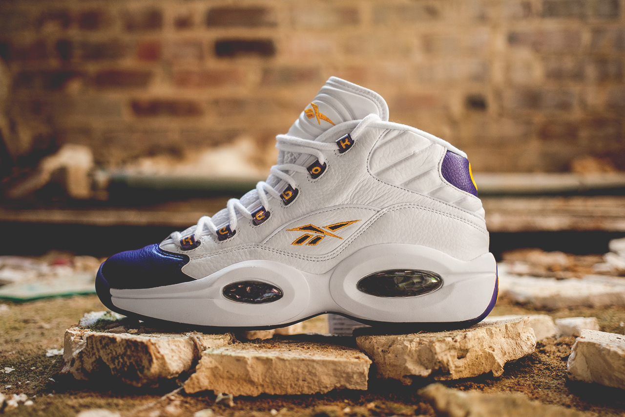 "Image of Packer Shoes x Reebok Question ""For Players Use Only"" Pack"
