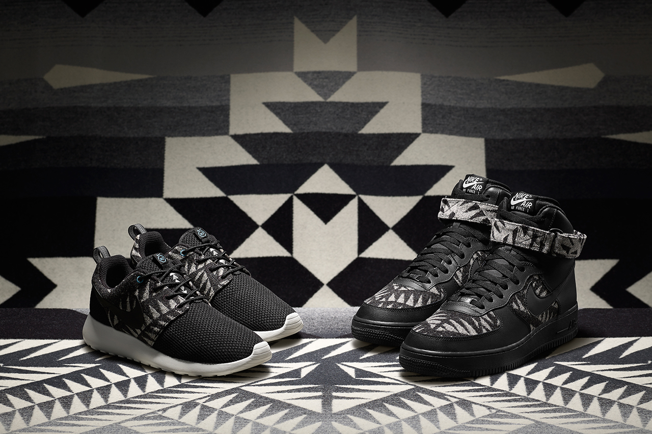 Image of Pendleton x Nike 2013 Holiday N7 Collection