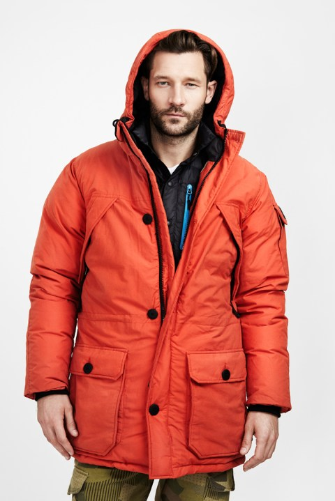 "Image of Penfield 2013 Fall/Winter ""The Coldest Day"" Lookbook"